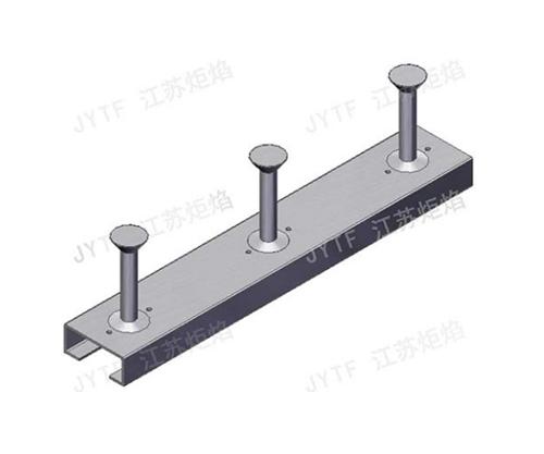 螺栓型轻型预埋槽钢